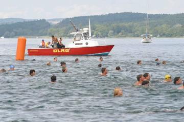 Gnadenseeschwimmen in Allensbach