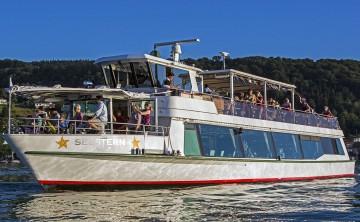 Kulinarische Schifffahrt mit der MS Seestern