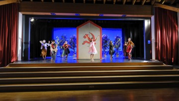 Mitreissende Musik und charmante Choreografien