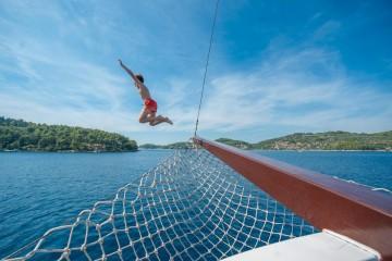 Eintauchen in die Inselwelt Süddalmatiens